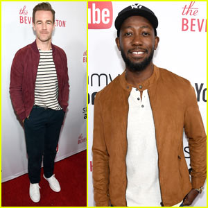 James Van Der Beek, Lamorne Morris, & More Attend Streamy Awards 2016!