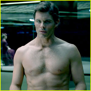 James Marsden Goes Shirtless in 'Westworld' Sneak Peek!