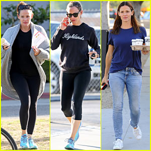 Jennifer Garner Makes a Thoughtful Donation to Her Daughters' School