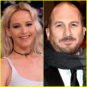 Jennifer Lawrence Steps Out with Darren Aronofsky Amid Dating Rumors