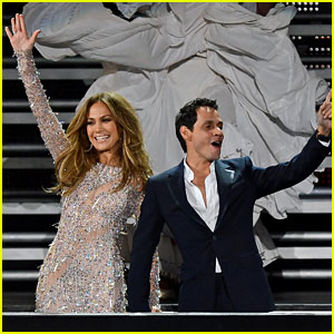 Jennifer Lopez Will Release Spanish-Language Album with Marc Anthony!