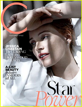 Jessica Chastain Discusses How She Maintains Her Privacy