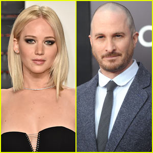 Jennifer Lawrence is 'Casually' Dating Darren Aronofsky (Report)