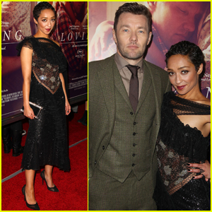 Joel Edgerton & Ruth Negga Step Out at 'Loving' Premiere in NYC