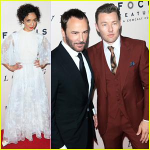 Joel Edgerton & Ruth Negga Bring Their 'Loving' To Beverly Hills!