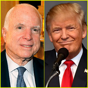 John McCain Withdraws Support for Donald Trump, Will Not Vote for Hillary Clinton Either