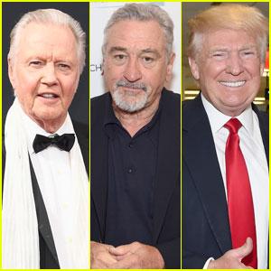 Jon Voight Defends Donald Trump's Lewd Comments, Calls Out Robert De Niro for 'Ugly Rant'