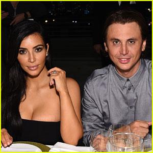 Kim Kardashian's BFF Jonathan Cheban Gives Update After Gunpoint Robbery