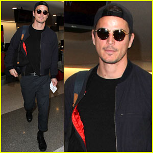 Josh Hartnett Says He'd Love 'Penny Dreadful' to Return for Another Season! (Video)