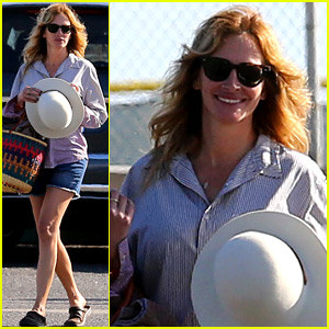 Julia Roberts Shares Her Wish for Her 49th Birthday
