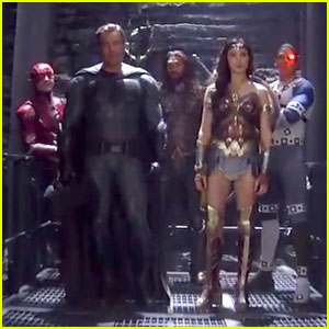 'Justice League' Assembles in New Behind the Scenes Video!