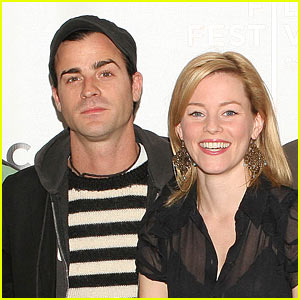 Justin Theroux Shares Epic Throwback Pic with Elizabeth Banks!