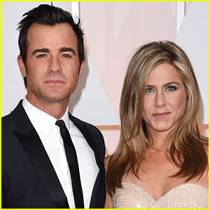 Justin Theroux Doesn't Mind Being Called Mr. Jennifer Aniston!