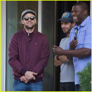 Justin Timberlake on Getting Emotional at Concerts: 'I'm a Softie'
