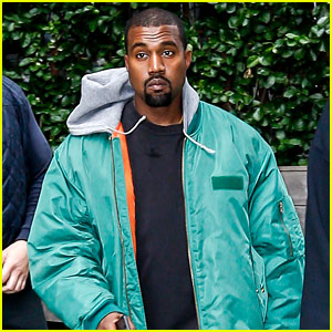 Kanye West Emerges After Kim Kardashian's Scary Night in Paris