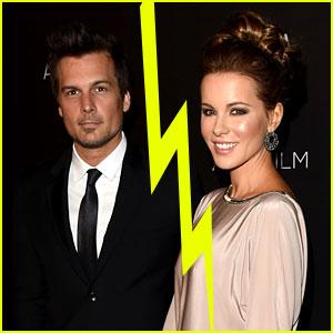 Len Wiseman Files for Divorce From Kate Beckinsale