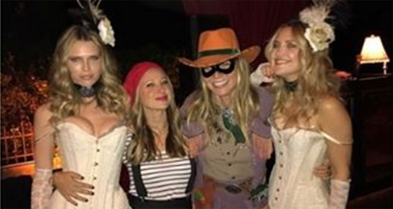 kate hudson gwyneth paltrow go wild west for her halloween bash 2016 halloween gwyneth paltrow jennifer meyer kate hudson sara foster just jared - Halloween On The Hudson