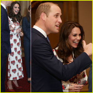 Kate Middleton Says Prince George Loves to Watch Fencing