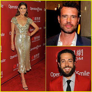 Kate Walsh, Scott Foley & More Support Operation Smile at Annual Smile Gala