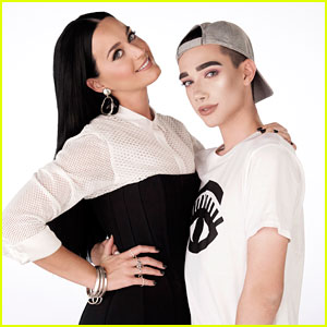 Katy Perry Reveals the New Covergirl is a Boy!