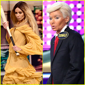 Kelly Ripa Dresses as Beyonce, Parodies 'Lemonade' for Halloween 2016 (Video)