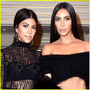 Kourtney Kardashian Returns to Social Media After Kim Kardashian's Paris Robbery