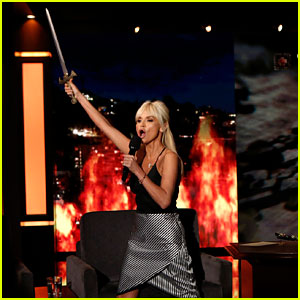 Kristin Chenoweth Performs Operatic 'Game of Thrones' Theme - Watch Now!
