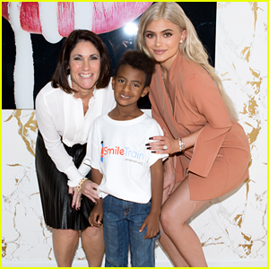 Kylie Jenner's 'Smile' Lip Kit Raises Over $150K For Smile Train