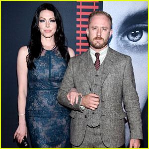 Laura Prepon & Ben Foster Make Red Carpet Debut as Couple!