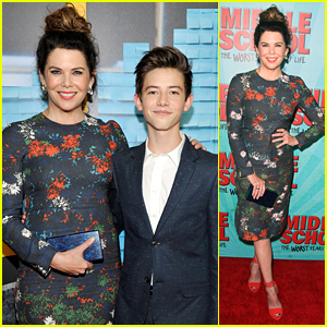 Lauren Graham Loved The Message of 'Middle School' Movie