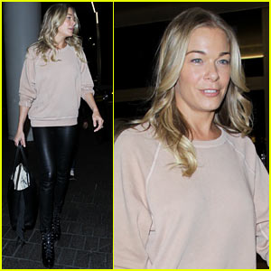 LeAnn Rimes Teases 'Playful, Sexy' 'Remnants' Song 'Dang Dang'
