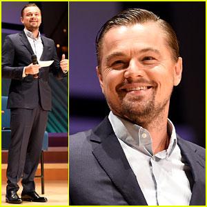 Leonardo DiCaprio Promotes 'Before the Flood' in Miami