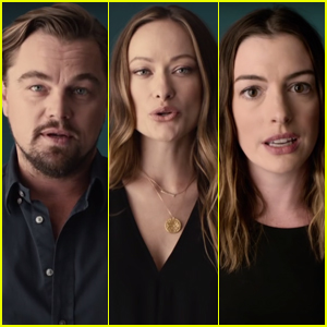 Leonardo DiCaprio, Olivia Wilde & More Encourage Americans to Vote