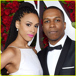 Hamilton's Leslie Odom Jr. & Wife Nicolette Robinson Expecting First Child!