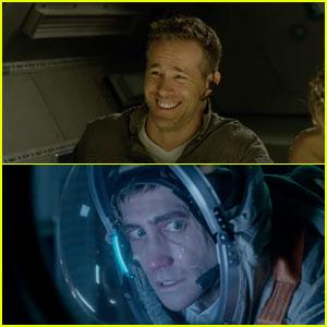 Jake Gyllenhaal & Ryan Reynolds' 'Life' Trailer Debuts - Watch Now!