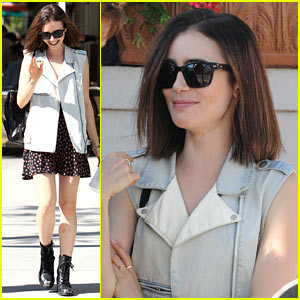 Lily Collins Will Be Honored at the Hollywood Film Awards 2016