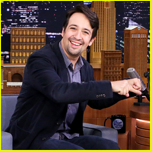 Lin-Manuel Miranda Freestyle's About Pop-Tarts & Harry Potter On 'Tonight Show'! (Video)