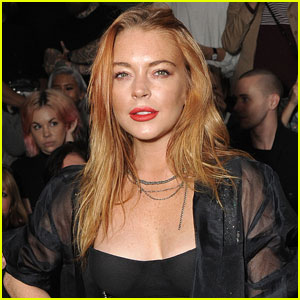 Lindsay Lohan Loses Part of Her Finger in Boating Accident!