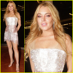 Lindsay Lohan 'Would Love' to Host Kylie Jenner at Her Club!