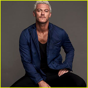 Luke Evans Talks About Being Single & Keeping His Life Private