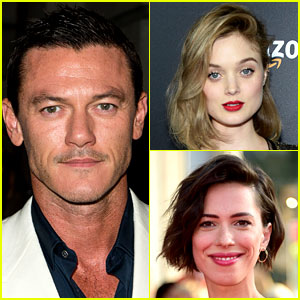 Luke Evans Will Play the Creator of 'Wonder Woman'