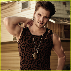 Luke Grimes Talks Career With Bradley Cooper For 'Interview' Mag