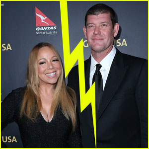 Mariah Carey & James Packer Split