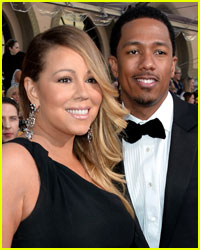 Mariah Carey Invites Ex-Hubby Nick Cannon to Halloween Party