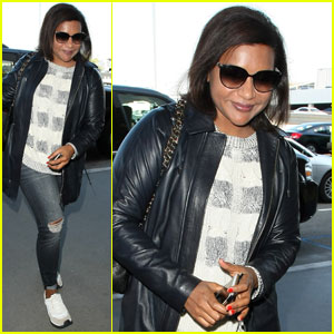 Mindy Kaling is Afraid of Being Kidnapped While on Vacation