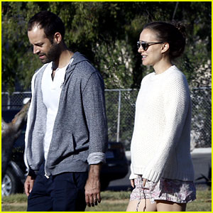 Natalie Portman's Husband Proudly Shares Her New Trailer