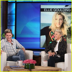 Niall Horan Picks Ellie Goulding in 'Who'd You Rather' Game