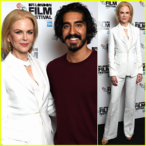 Nicole Kidman & Dev Patel Talk About 'Lion' in London
