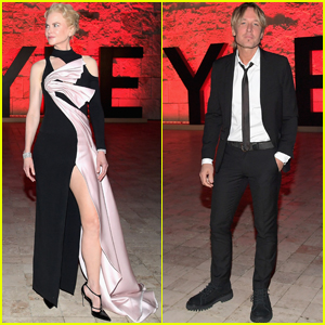 Nicole Kidman & Keith Urban Step Out at InStyle Awards