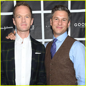 Neil Patrick Harris & David Burtka Attend Fatherhood Lunch in NYC